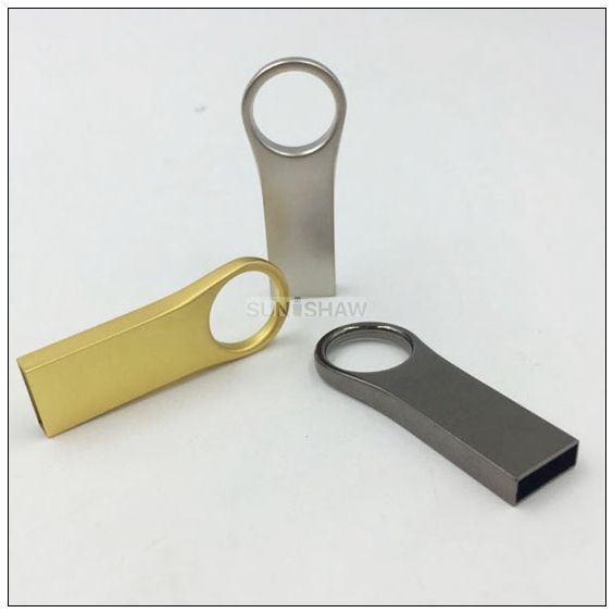 SM-010 cheap 8gb aluminum thumb usb with 3 colors options