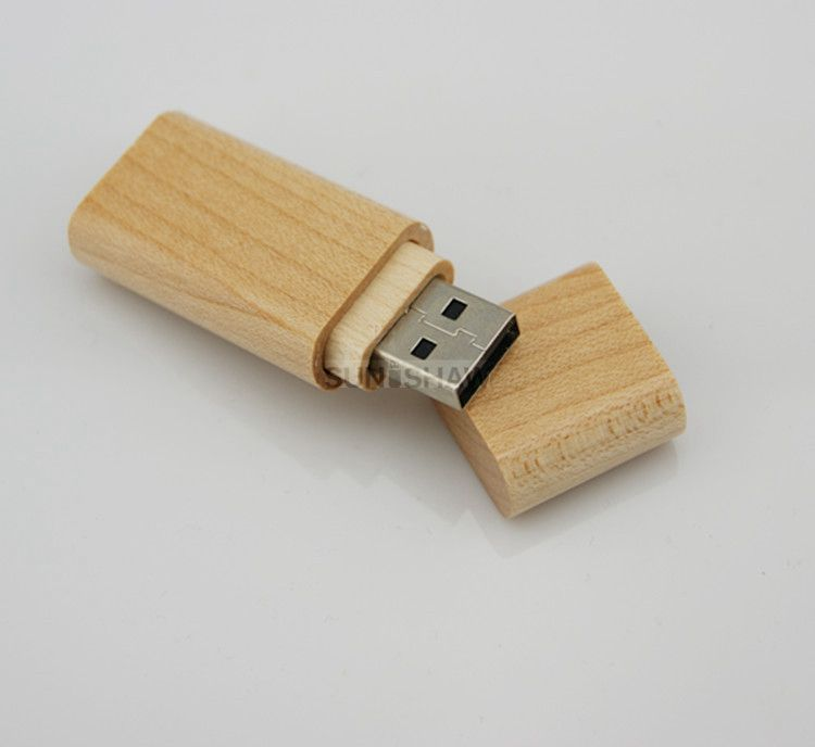 SD-002 Wooden usb flash drive for photography studio from China