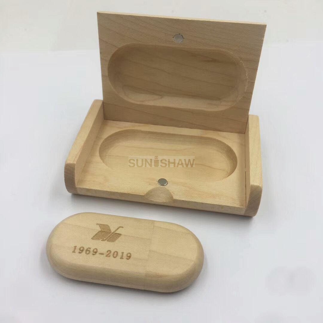 SD-004 Luxury wooden usb flash drive as best choice wedding gift