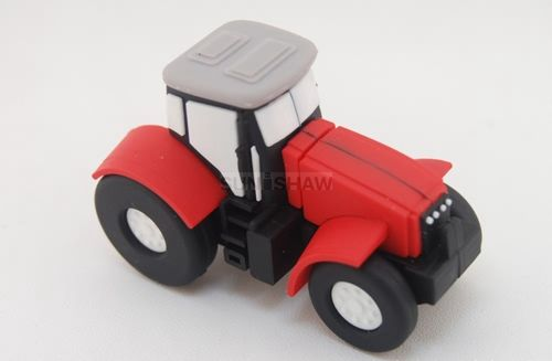 SV-012 Farming truck shaped usb flash drive with real capacity from China