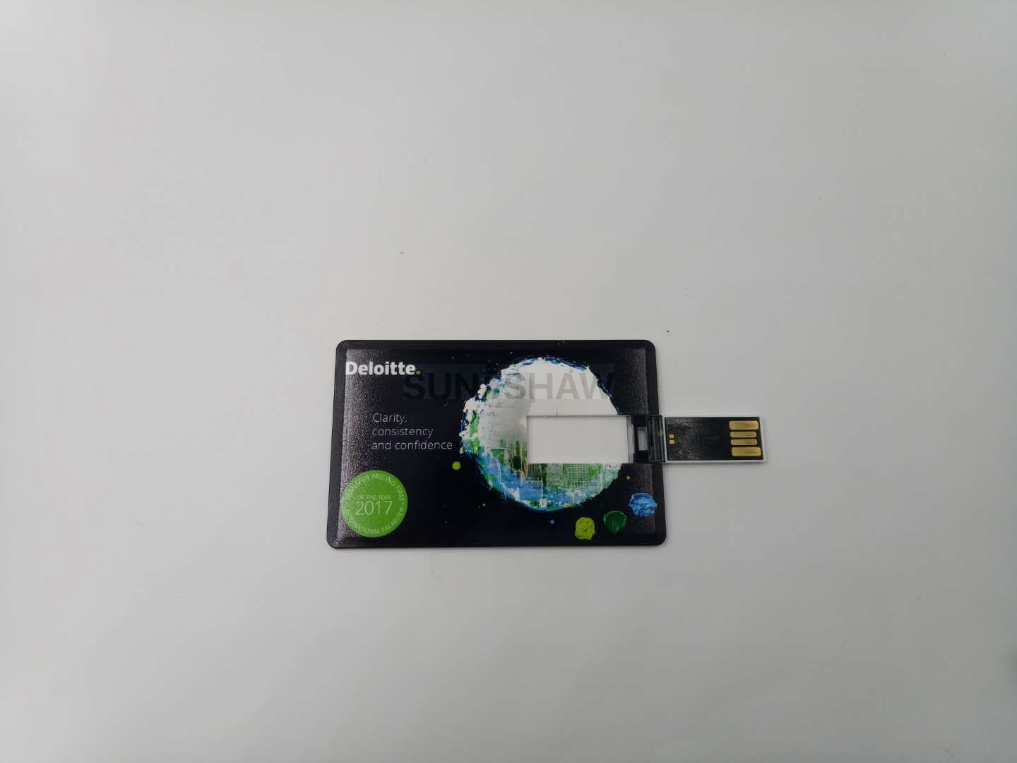 SC-003 Personalized card usb memory with full capacity from China