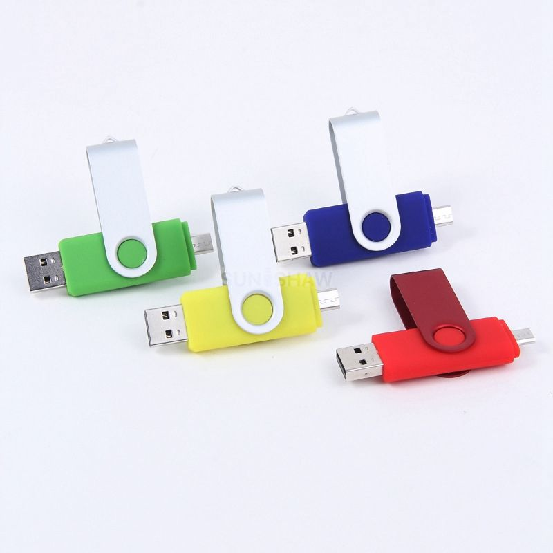 SO-001 2 in 1 usb memory for computer and Andriod phone