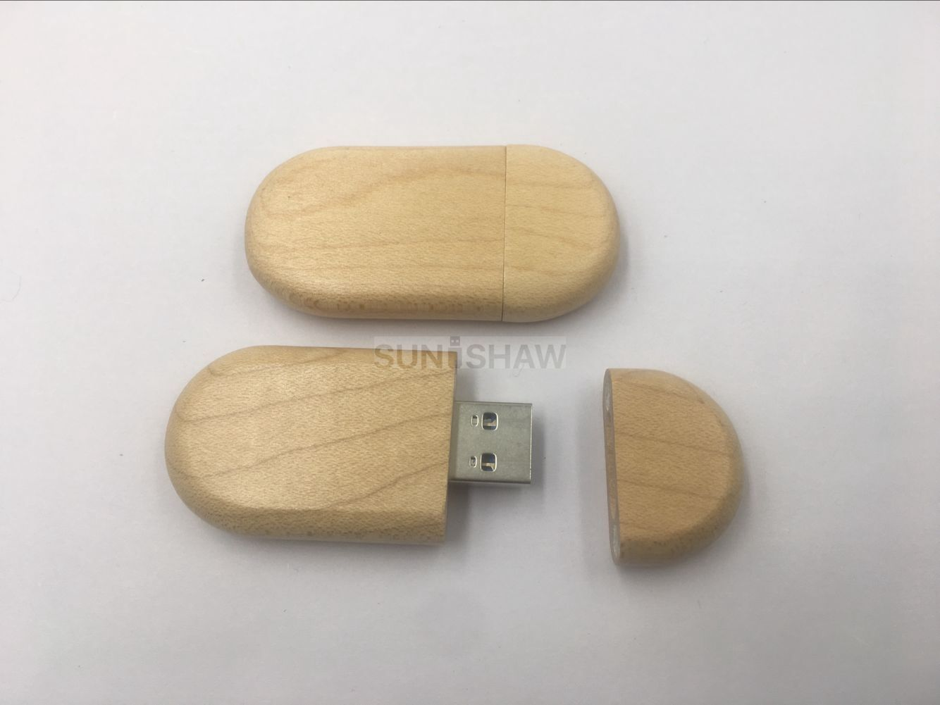 SD-008 Wooden usb memory with real capacity from Chinese factory
