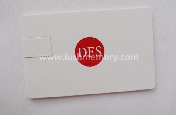 SC-006 promotional plastic card usb memory