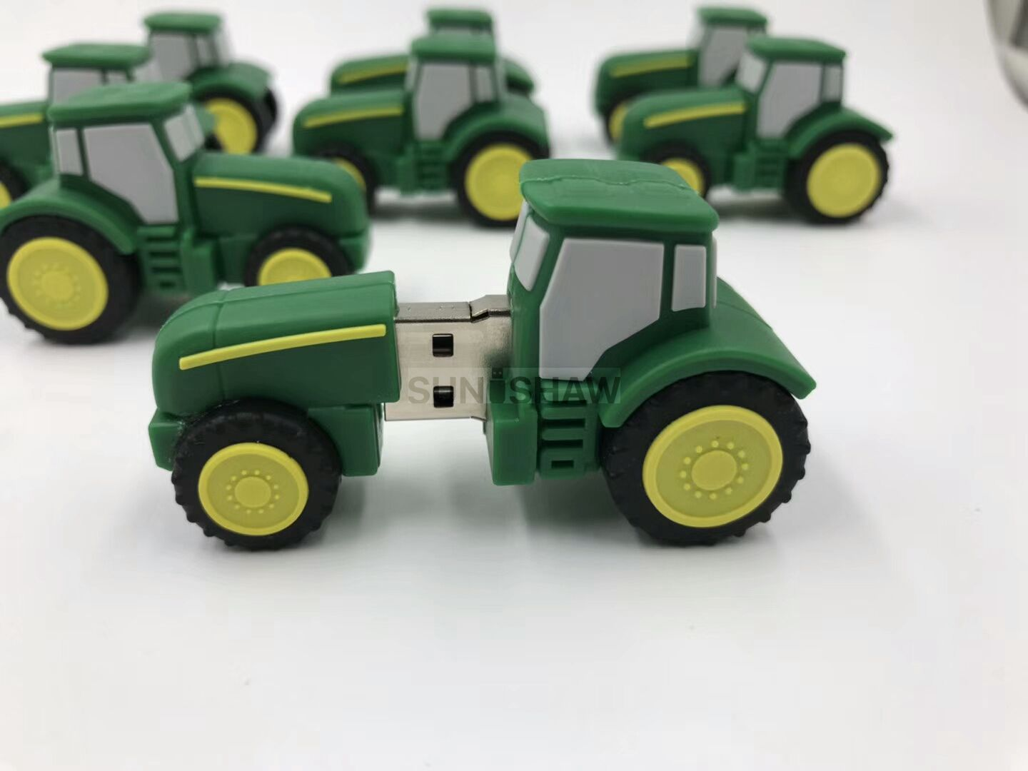 SV-004 Farm truck shaped pvc memory stick from Chinese factory
