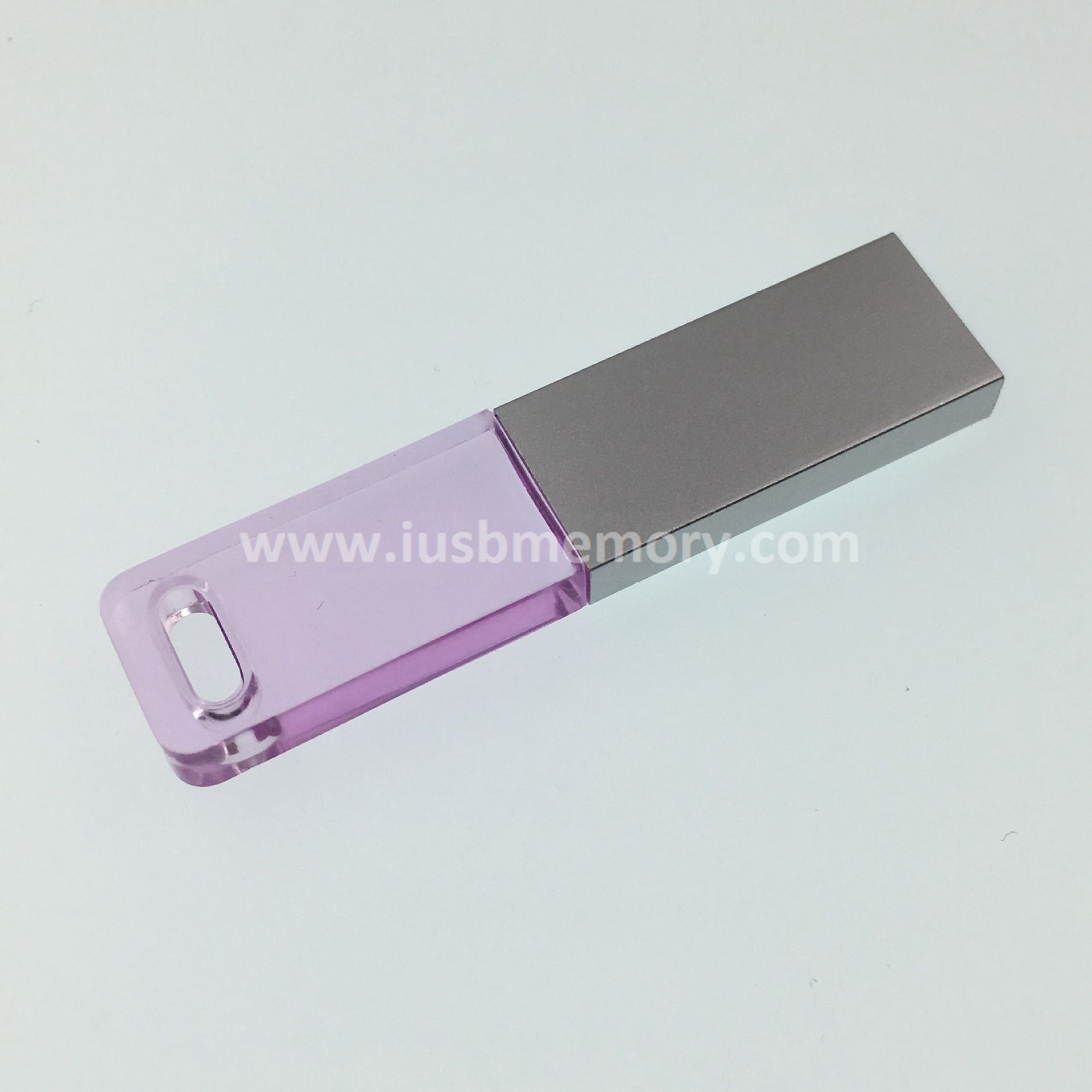 SR-007 customized crystal usb memory